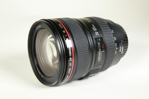 CANON EF 24-105mm F/4L II IS USM