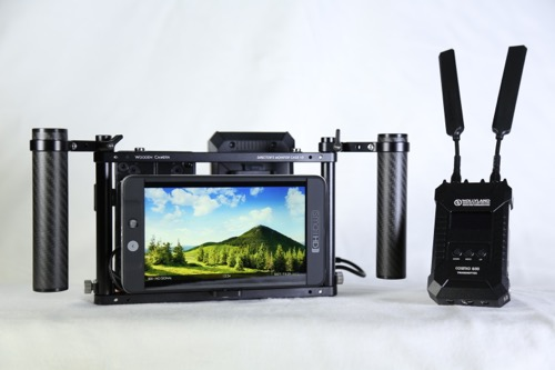 Hollyland Cosmo 600 mit SmallHD 702